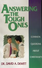Answering The Tough Ones - Cover